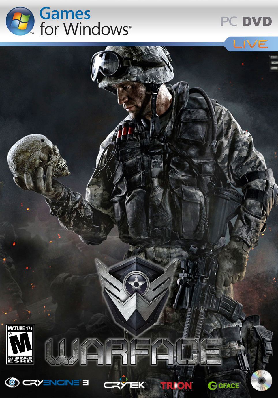 Warface (2012) RePack