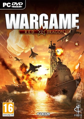 Wargame: Red Dragon (2014)