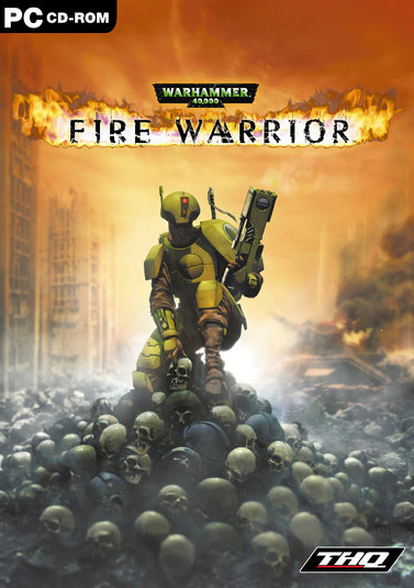 Warhammer 40,000: Fire Warrior (2003) RePack