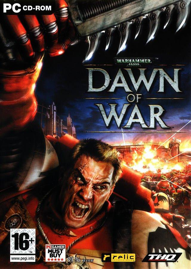 Warhammer 40,000: Dawn of War (2005)