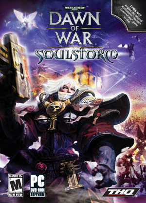 Warhammer 40,000: Dawn of War Soulstorm (2008) RePack