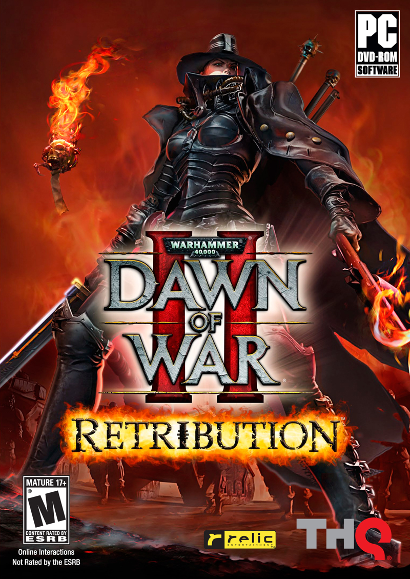 Warhammer 40,000: Dawn of War II: Retribution (2011) RePack