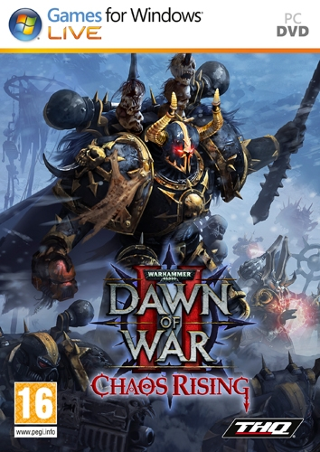 Warhammer 40,000: Dawn of War II: Chaos Rising (2009-2010)