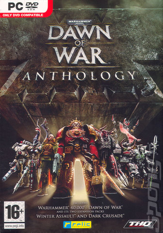 Warhammer 40,000: Dawn of War Anthology (2005-2010) RePack