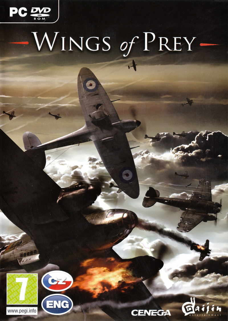 Wings of Prey Collectors Edition (2011) RePack