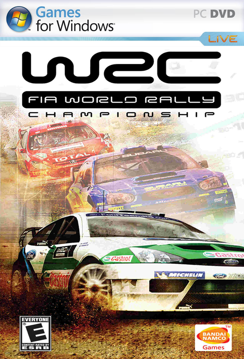 WRC: FIA World Rally Championship Pentalogy (2010-2014) RePack