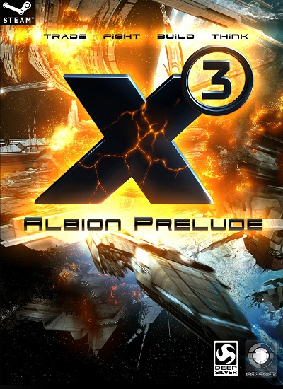 X³: Albion Prelude + X³: Terran Conflict (2008-2012) RePack