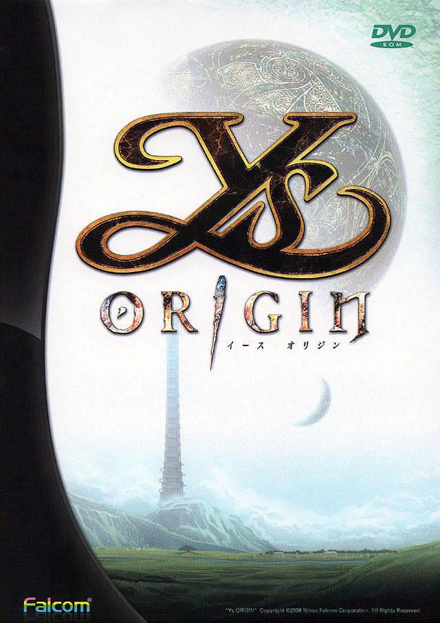 Ys Origin (2012) RePack
