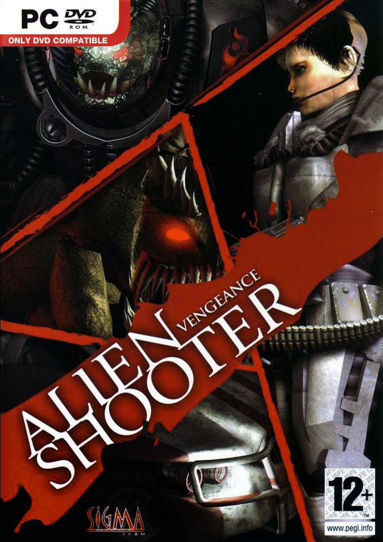 Alien Shooter: Vengeance (2011) RePack