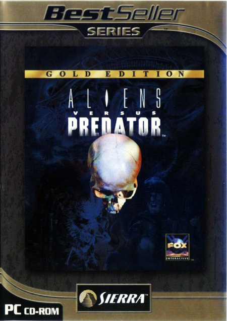 Aliens Versus Predator Gold Edition (1999)