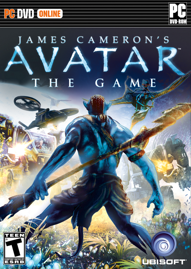 James Camerons Avatar The Game (2009) RePack