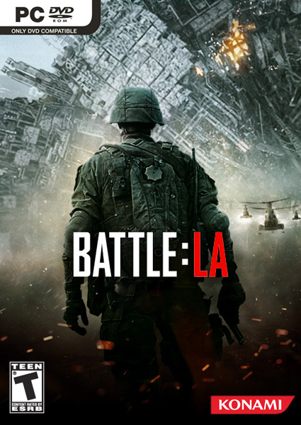 Battle: Los Angeles (2011) ReРack