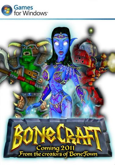 BoneTown + BoneCraft (2010-2012)
