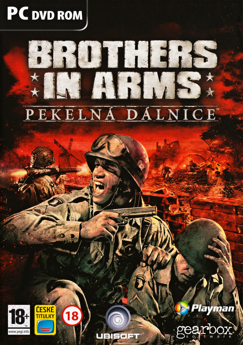Brothers in Arms: Hell's Highway (2008) RePack