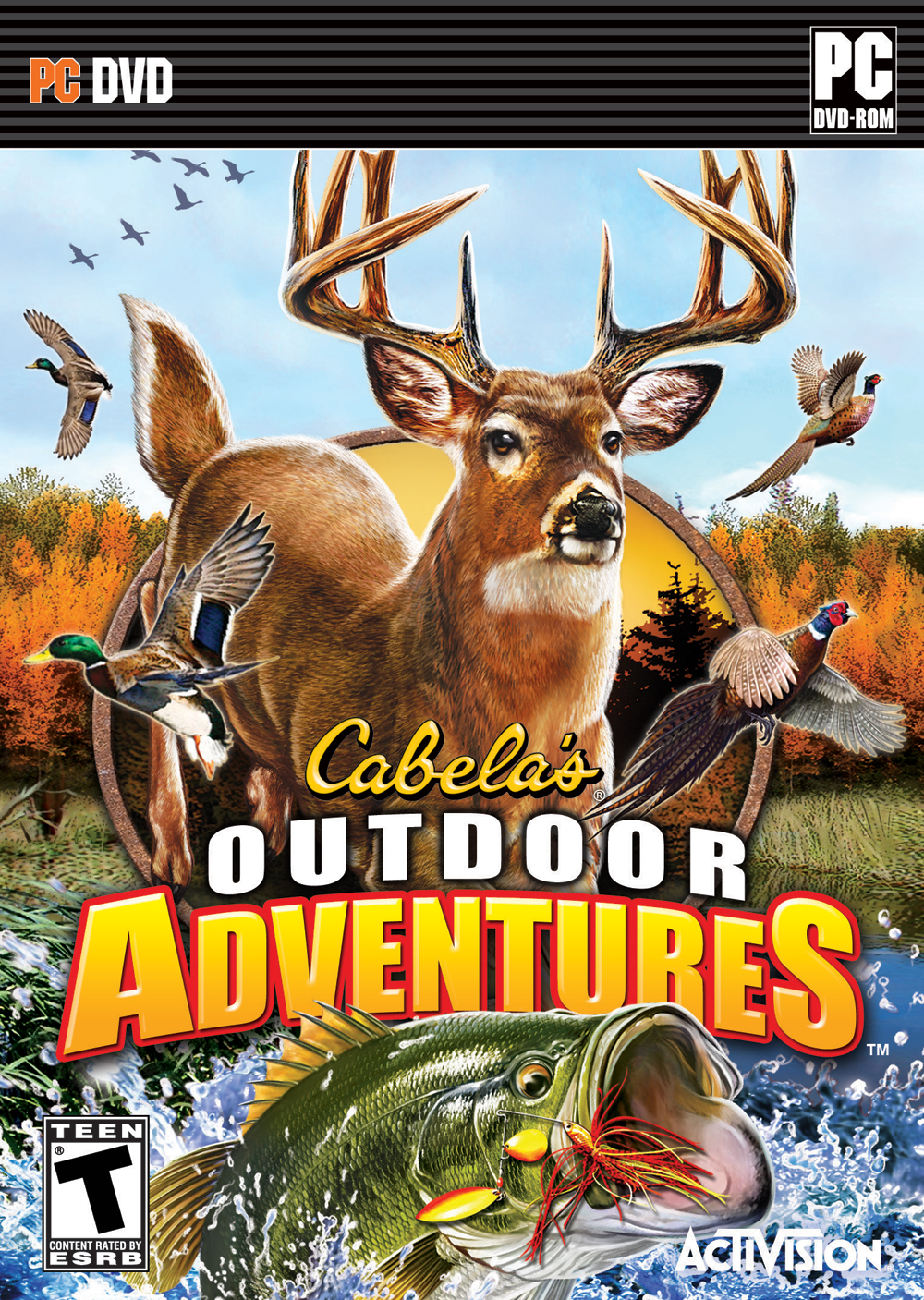 Cabela's Outdoor Adventures (2009) RePack
