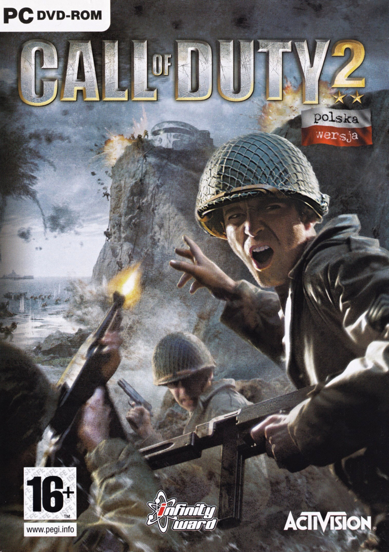 Call of Duty 2 (2005) RePack