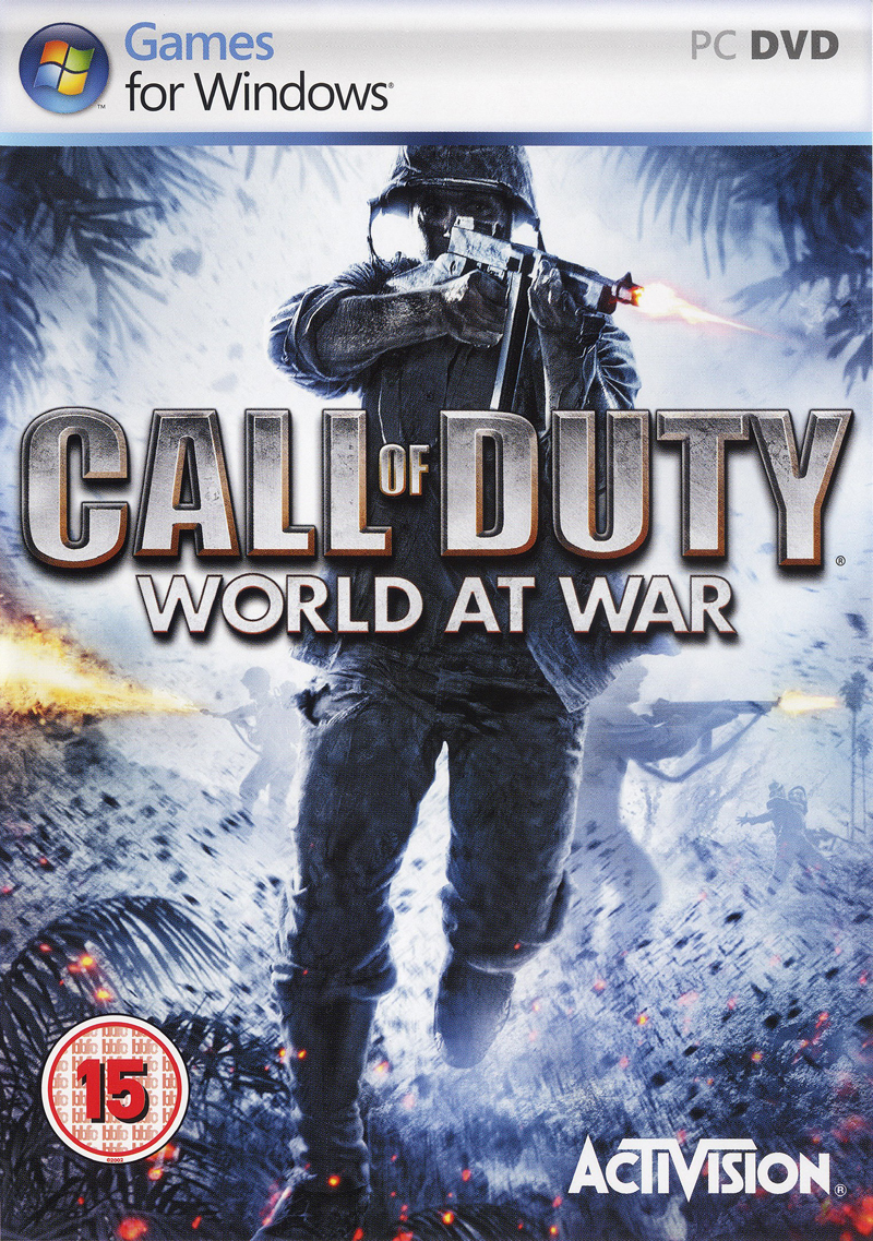 Call of Duty: World at War (2008) RePack