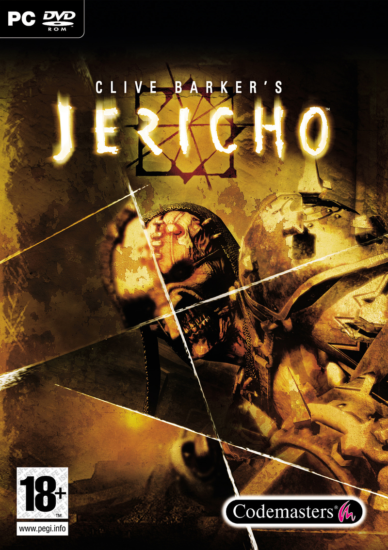 Clive Barker's Jericho (2007) RePack