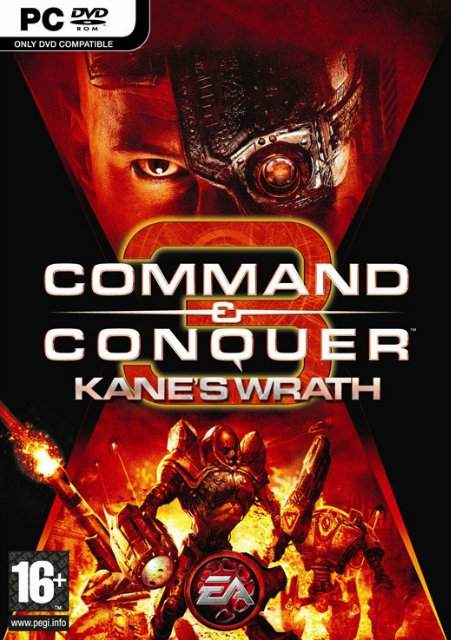 Command & Conquer 3: Kane's Wrath (2008) RePack