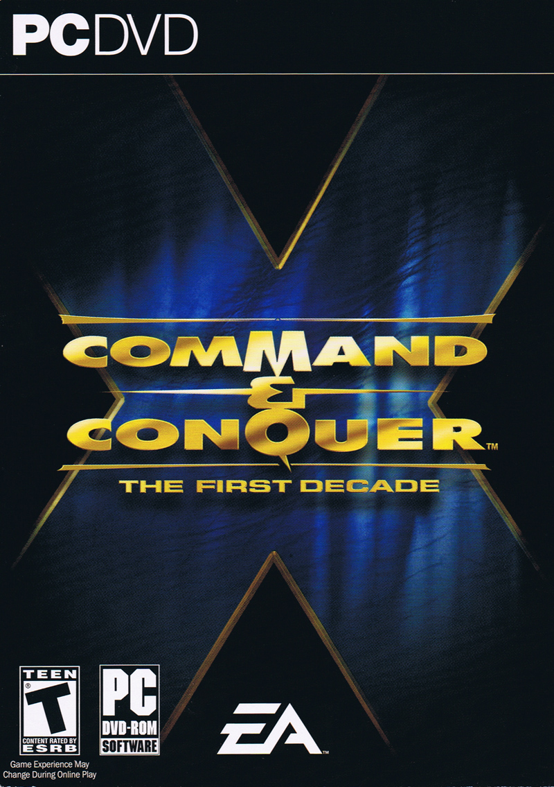 Command & Conquer: The First Decade (1995-2002) RePack