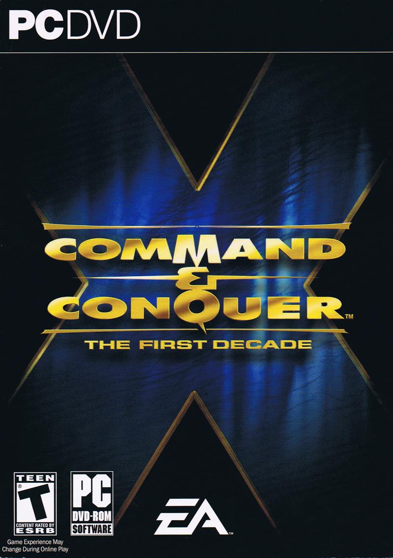 Скачать command & conquer антология торрент бесплатно от r. G.