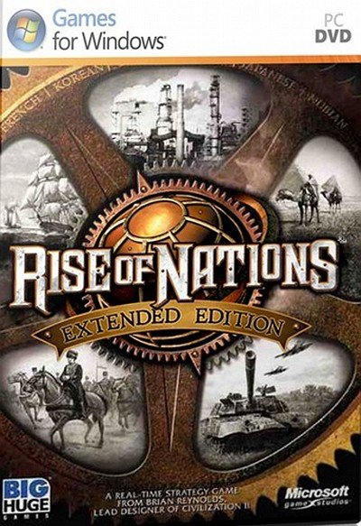 Rise of Nations Extended Edition (2014) RePack