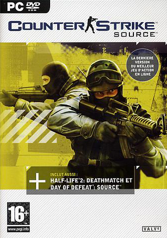 Counter-Strike Source v84 (2014)