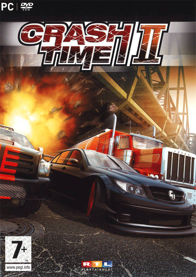 Crash Time 2 Burning Wheels (2009) RePack