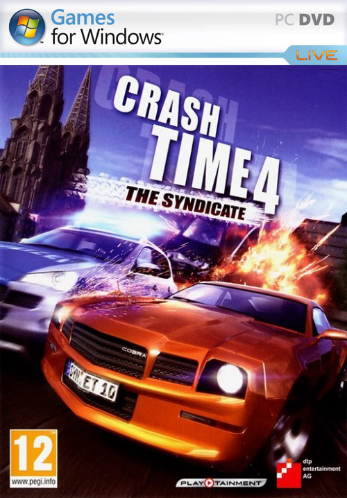 Crash Time 4 - The Syndicate (2012) RePack