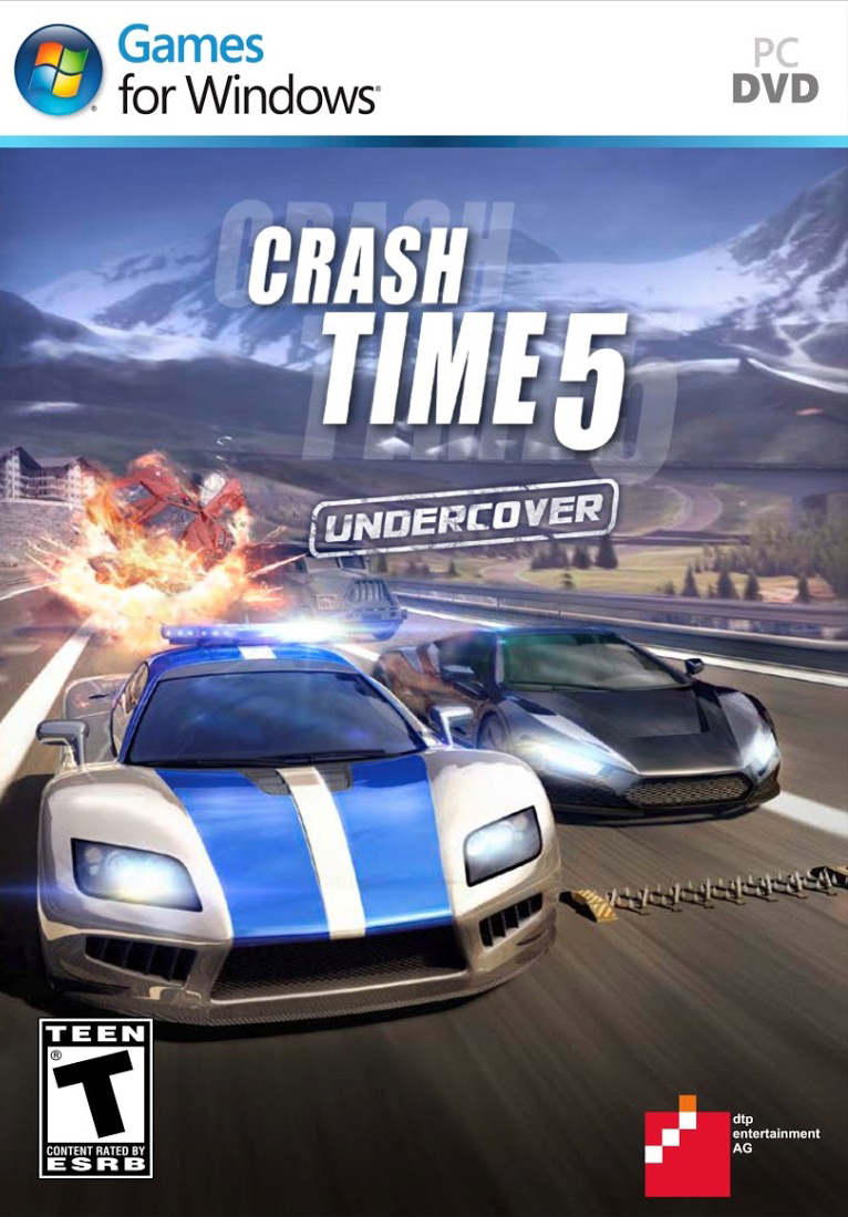 Crash Time 5 Undercover (2013) RePack