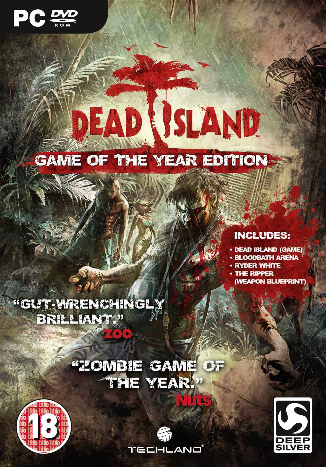 Dead Island: Game of the Year Edition (2011)