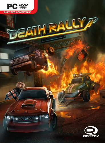 Death Rally (2012) RePack