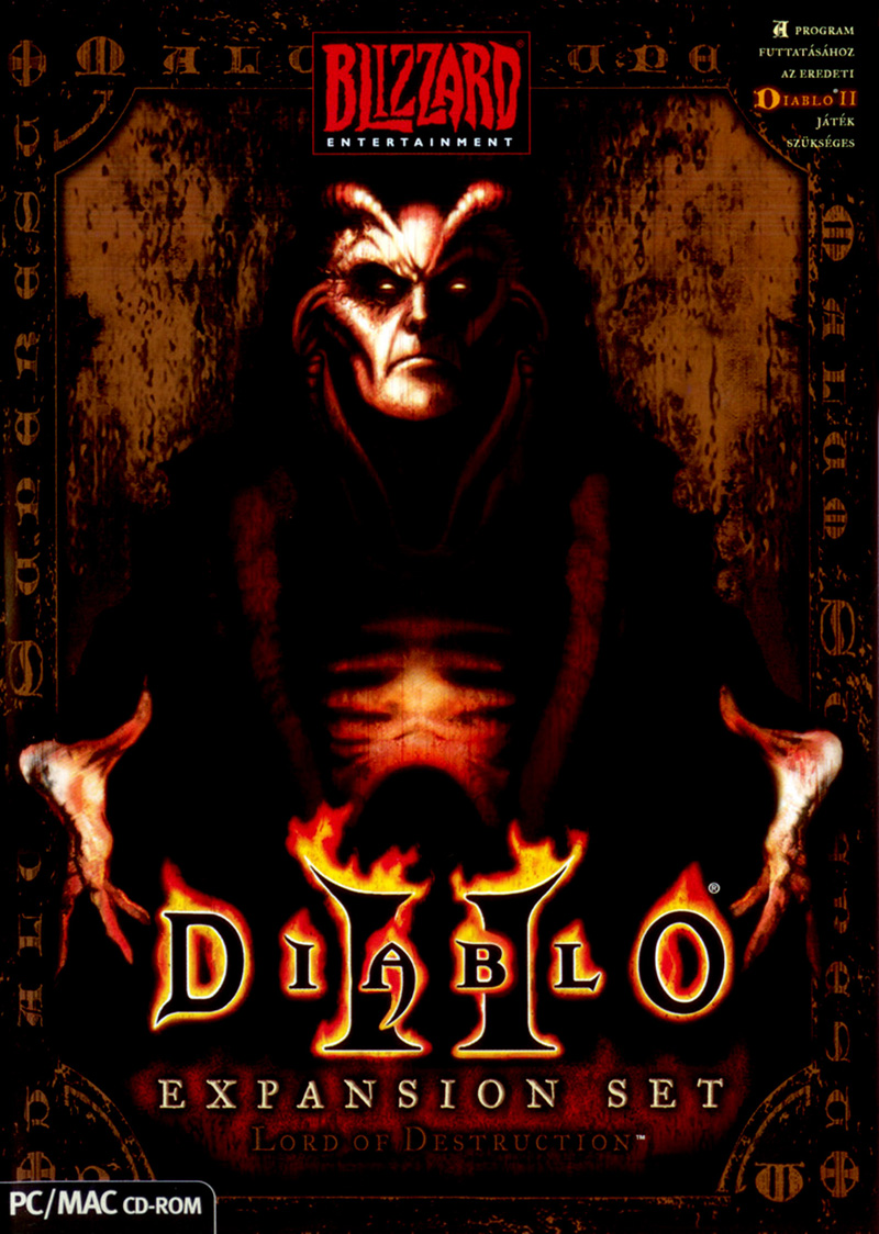 Diablo 2 Expansion: Lord of Destruction (2000-2001)