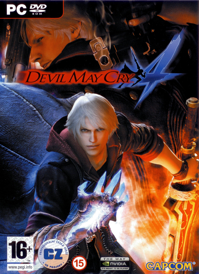 Devil May Cry 4 (2008) RePack