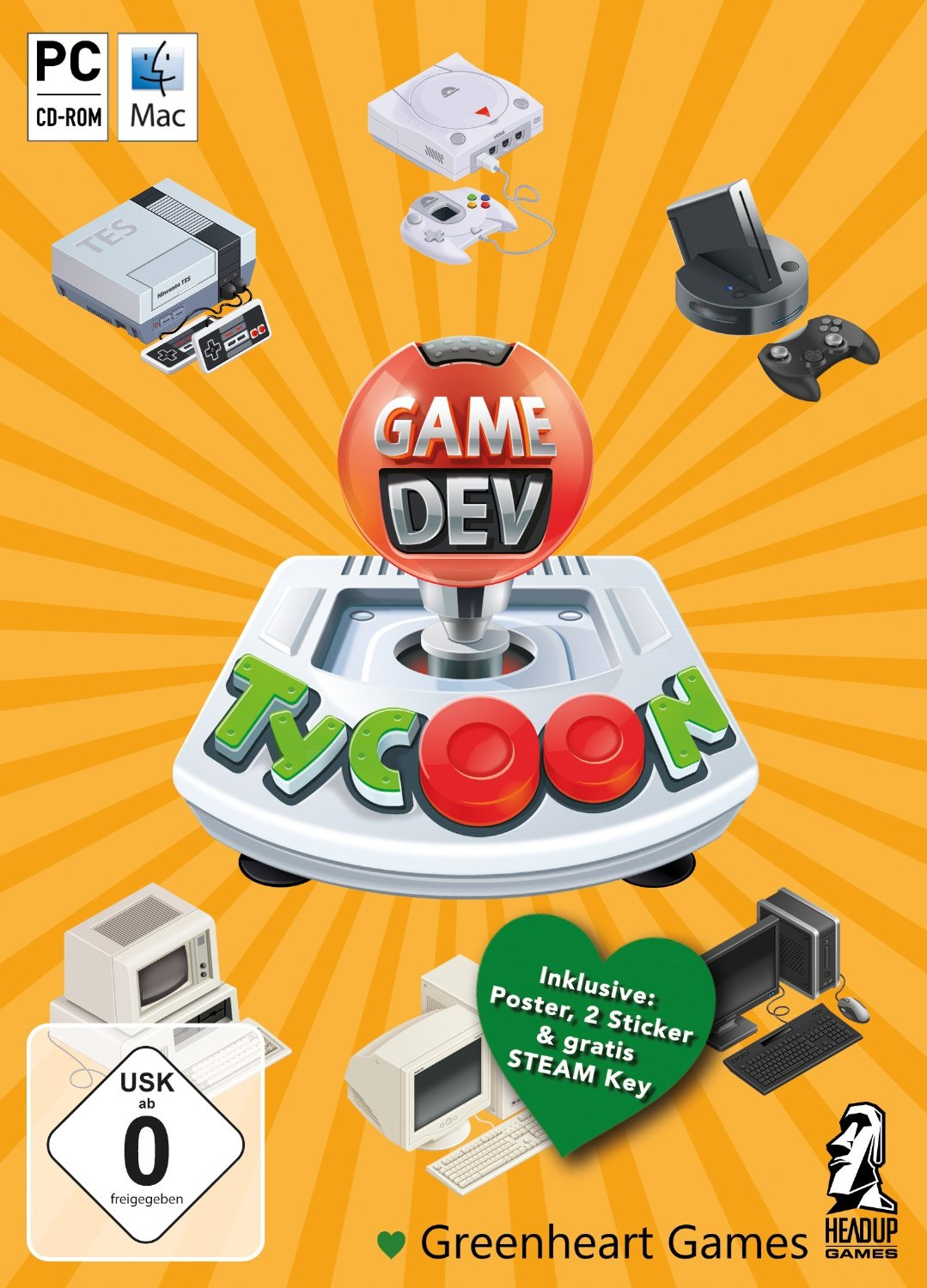 Game Dev Tycoon (2013) RePack
