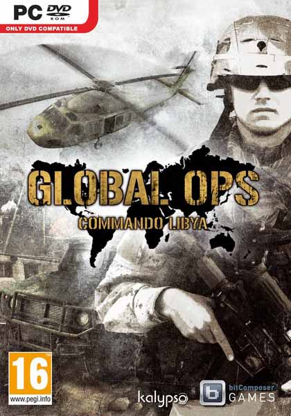 Global Ops: Commando Libya (2011) RePack