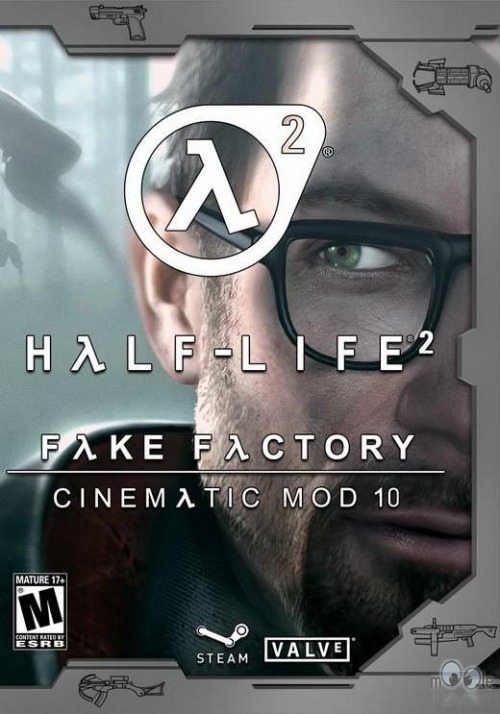 Half-Life 2: Fakefactory Cinematic Mod (2013) RePack