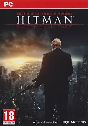 Hitman: Sniper Challenge (2012) RePack