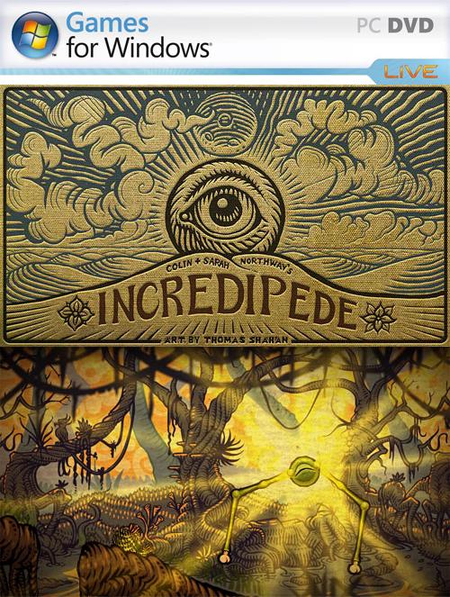 Incredipede (2012)