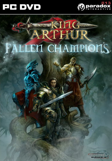 King Arthur: Fallen Champions (2011) RePack