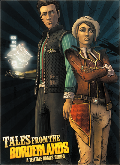 Tales from the Borderlands: Episodes 1-2-3-4 (2015)