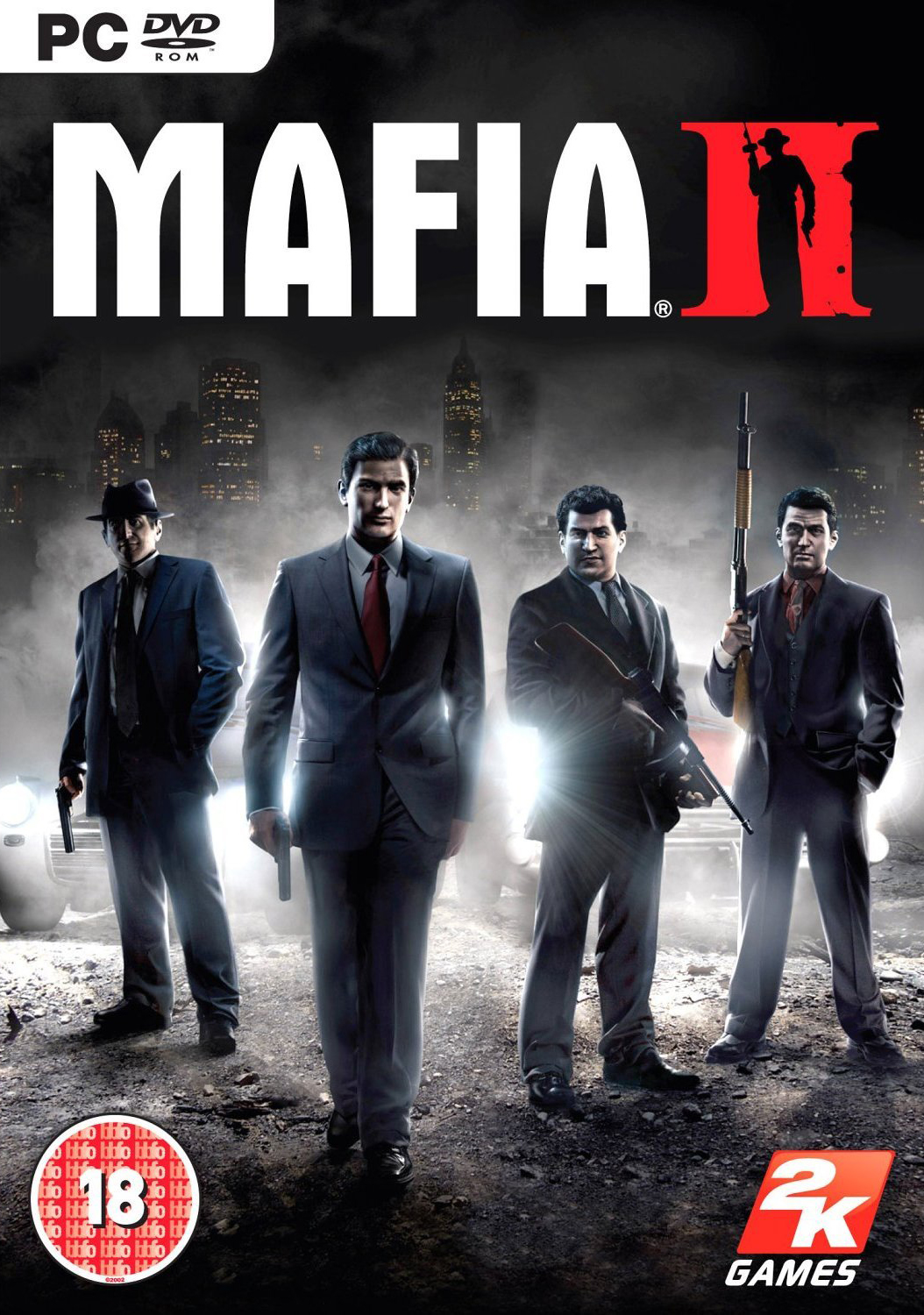 Mafia II Enhanced Edition (2010) RePack