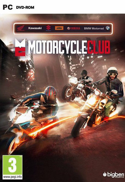 Motorcycle Club (2014)
