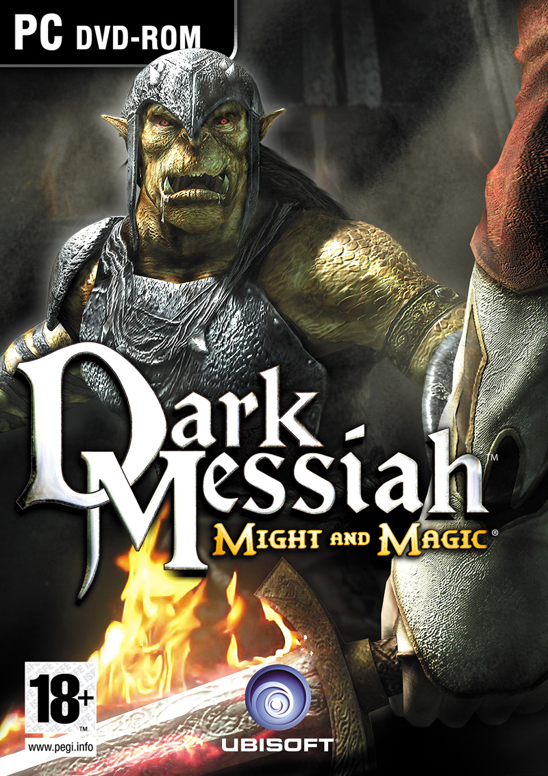 Dark Messiah of Might and Magic (2006) RIP