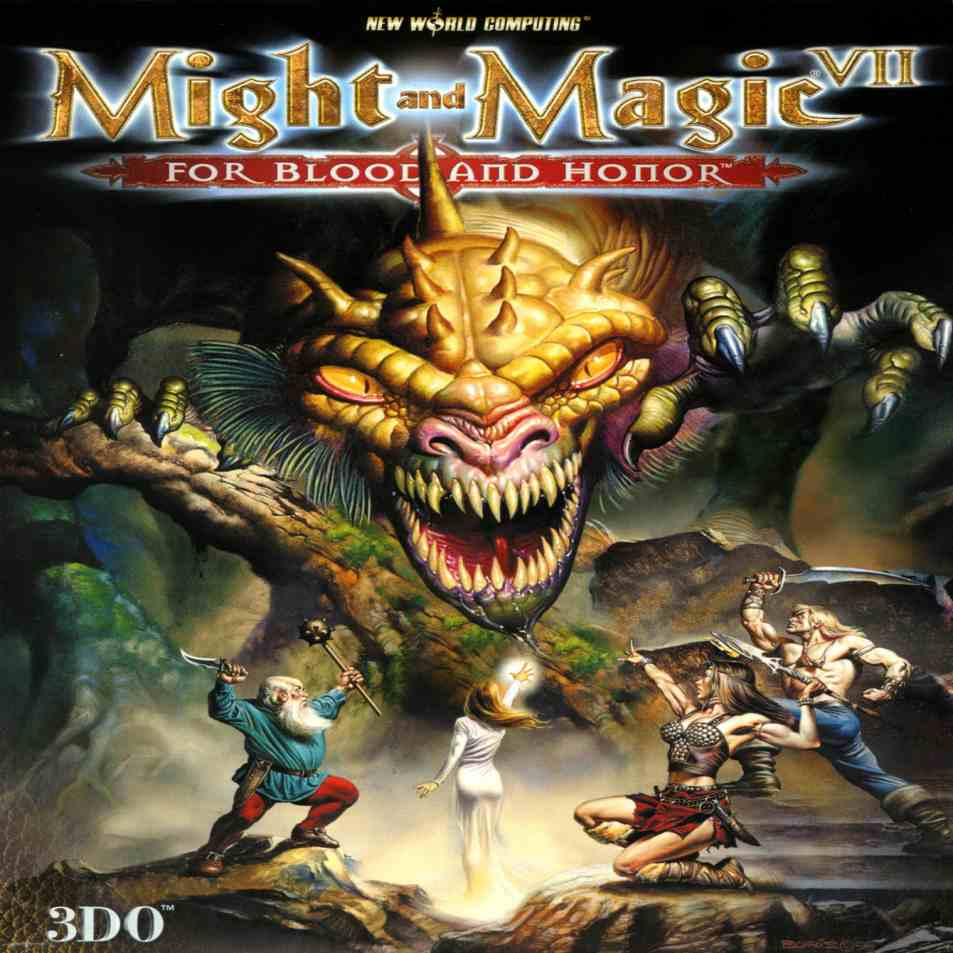 Might and Magic VI-VIII (1998-2000)