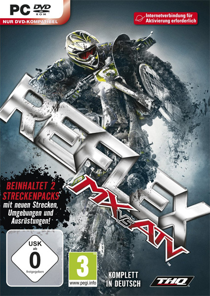 MX vs ATV: Reflex (2010) RePack