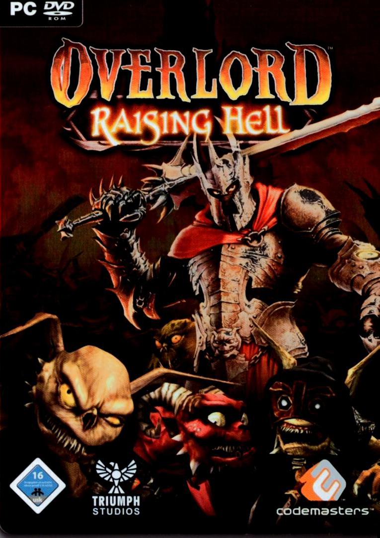Overlord: Raising Hell (2007) RePack
