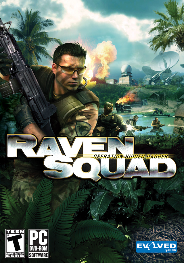 Raven Squad: Operation Hidden Dagger (2010) RePack