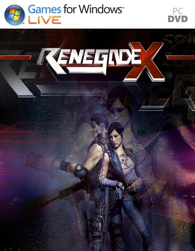 Renegade X: Black Dawn (2012) RePack