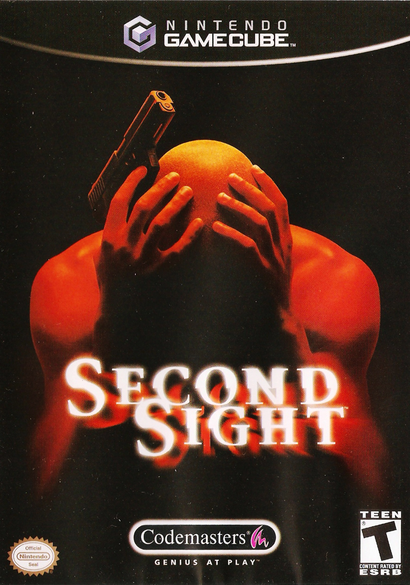 Second Sight (2005) RePack